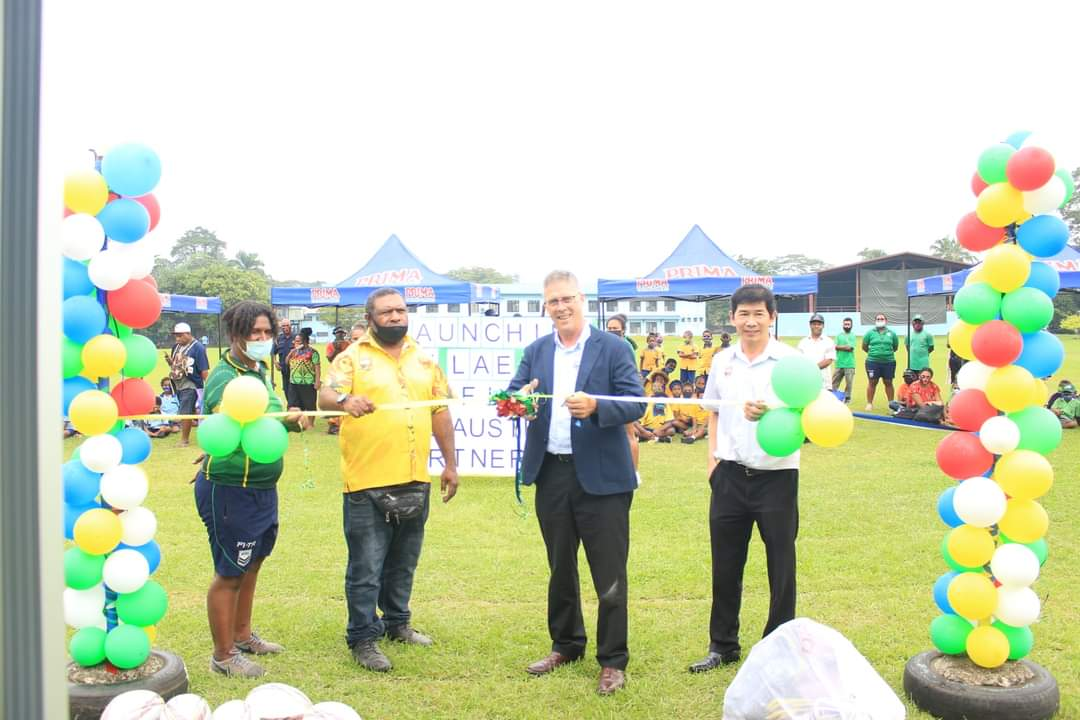 NRL PNG launches Lae Office